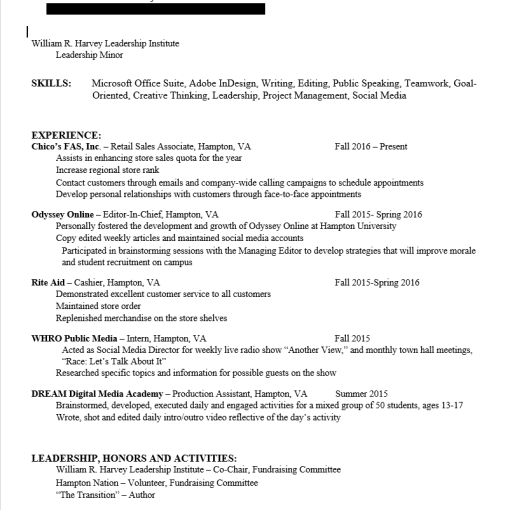 Resume Building Tips & Tools